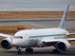yutopさんが、関西国際空港で撮影したZIPAIR 787-8 Dreamlinerの航空フォト(飛行機 写真・画像)