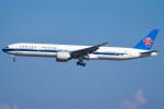 renseiさんが、成田国際空港で撮影した中国南方航空 777-31B/ERの航空フォト(飛行機 写真・画像)