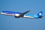 renseiさんが、成田国際空港で撮影したエア・タヒチ・ヌイ 787-9の航空フォト(飛行機 写真・画像)