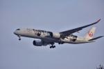 カシオペアさんが、新千歳空港で撮影した日本航空 A350-941の航空フォト(飛行機 写真・画像)