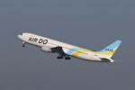 KAZFLYERさんが、羽田空港で撮影したAIR DO 767-381/ERの航空フォト(飛行機 写真・画像)