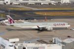 Koenig117さんが、シドニー国際空港で撮影したカタール航空 A350-1041の航空フォト(飛行機 写真・画像)
