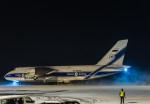 Cygnus00さんが、新千歳空港で撮影したヴォルガ・ドニエプル航空 An-124-100 Ruslanの航空フォト(飛行機 写真・画像)
