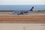 さかいさんが、神戸空港で撮影したスカイマーク 737-8ALの航空フォト(飛行機 写真・画像)