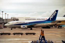 大和魂さんが、広島空港で撮影したエアーニッポン 737-54Kの航空フォト(飛行機 写真・画像)