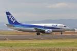 kumagorouさんが、仙台空港で撮影したエアーネクスト 737-5L9の航空フォト(飛行機 写真・画像)