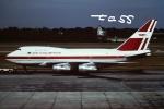 tassさんが、シンガポール・チャンギ国際空港で撮影したモーリシャス航空 747SP-44の航空フォト(飛行機 写真・画像)
