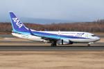 Echo-Kiloさんが、新千歳空港で撮影した全日空 737-781の航空フォト(飛行機 写真・画像)