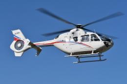 航空フォト:JA135H 静岡エアコミュータ EC135/635
