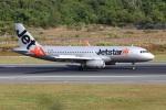 sky-spotterさんが、プーケット国際空港で撮影したジェットスター・アジア A320-232の航空フォト(飛行機 写真・画像)