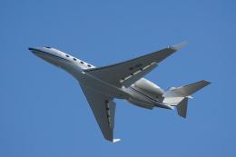 神宮寺ももさんが、関西国際空港で撮影したABSジェッツ G650 (G-VI)の航空フォト(飛行機 写真・画像)