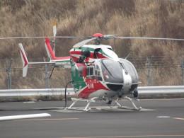 daifuku200LRさんが、高松空港で撮影した香川県防災航空隊 BK117C-2の航空フォト(飛行機 写真・画像)