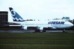 tassさんが、成田国際空港で撮影したコルセールフライ 747SP-44の航空フォト(飛行機 写真・画像)