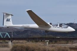 MOR1(新アカウント)さんが、角田滑空場で撮影した東北大学 ASK 21の航空フォト(飛行機 写真・画像)