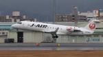 aki241012さんが、福岡空港で撮影したジェイ・エア CL-600-2B19 Regional Jet CRJ-200ERの航空フォト(飛行機 写真・画像)