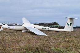 MOR1(新アカウント)さんが、角田滑空場で撮影した東北大学 LS4-bの航空フォト(飛行機 写真・画像)