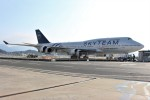 みっしーさんが、福岡空港で撮影したチャイナエアライン 747-409の航空フォト(飛行機 写真・画像)