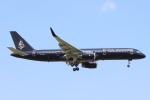 AIR兄ぃさんが、成田国際空港で撮影したTAG エイビエーション UK 757-2K2の航空フォト(飛行機 写真・画像)
