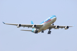 エアさんが、成田国際空港で撮影したエア・タヒチ・ヌイ A340-313Xの航空フォト(飛行機 写真・画像)