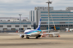 jjieさんが、羽田空港で撮影した全日空 737-54Kの航空フォト(飛行機 写真・画像)