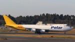 westtowerさんが、成田国際空港で撮影したポーラーエアカーゴ 747-87UF/SCDの航空フォト(飛行機 写真・画像)