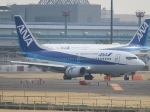Dreamliner_NRT51さんが、成田国際空港で撮影したANAウイングス 737-54Kの航空フォト(飛行機 写真・画像)