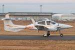 MOR1(新アカウント)さんが、仙台空港で撮影した日本法人所有 DA42 TwinStarの航空フォト(飛行機 写真・画像)
