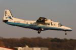 nobu_32さんが、調布飛行場で撮影した新中央航空 228-212の航空フォト(飛行機 写真・画像)