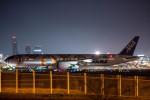 BENKIMAN-ENLさんが、成田国際空港で撮影した全日空 777-381/ERの航空フォト(飛行機 写真・画像)