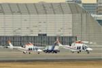 mild lifeさんが、伊丹空港で撮影した朝日新聞社 A109SPの航空フォト(飛行機 写真・画像)