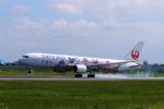 manzoさんが、伊丹空港で撮影した日本航空 767-346/ERの航空フォト(飛行機 写真・画像)