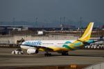 manzoさんが、関西国際空港で撮影したセブパシフィック航空 A330-343Eの航空フォト(飛行機 写真・画像)