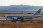 manzoさんが、関西国際空港で撮影したZIPAIR 787-8 Dreamlinerの航空フォト(飛行機 写真・画像)
