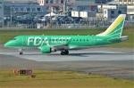 amagoさんが、福岡空港で撮影したフジドリームエアラインズ ERJ-170-100 SU (ERJ-170SU)の航空フォト(飛行機 写真・画像)