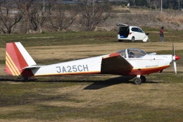 MOR1(新アカウント)さんが、真壁滑空場で撮影した日本個人所有 SF-25C Falkeの航空フォト(飛行機 写真・画像)
