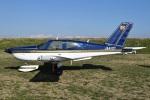MOR1(新アカウント)さんが、明野場外離着陸場で撮影した日本個人所有 TB-10 Tobagoの航空フォト(飛行機 写真・画像)