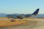 ktaroさんが、関西国際空港で撮影した中国東方航空 A330-243の航空フォト(飛行機 写真・画像)