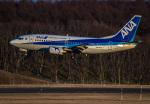 Cygnus00さんが、新千歳空港で撮影したANAウイングス 737-54Kの航空フォト(飛行機 写真・画像)