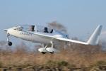 MOR1(新アカウント)さんが、大利根飛行場で撮影した日本個人所有 SC-01B-160 Speed Canardの航空フォト(飛行機 写真・画像)