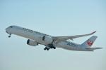 ktaroさんが、新千歳空港で撮影した日本航空 A350-941の航空フォト(飛行機 写真・画像)