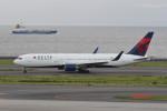 kuro2059さんが、中部国際空港で撮影したデルタ航空 767-324/ERの航空フォト(飛行機 写真・画像)