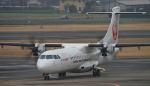 オキシドールさんが、鹿児島空港で撮影した日本エアコミューター ATR-72-600の航空フォト(飛行機 写真・画像)