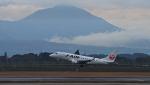 オキシドールさんが、鹿児島空港で撮影したジェイ・エア ERJ-170-100 (ERJ-170STD)の航空フォト(飛行機 写真・画像)