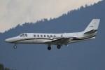 ドラパチさんが、福岡空港で撮影した中日本航空 560 Citation Vの航空フォト(飛行機 写真・画像)