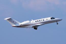 yabyanさんが、中部国際空港で撮影した国土交通省 航空局 525C Citation CJ4の航空フォト(飛行機 写真・画像)