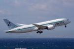 yabyanさんが、中部国際空港で撮影したZIPAIR 787-8 Dreamlinerの航空フォト(飛行機 写真・画像)