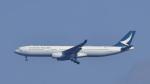 パンダさんが、成田国際空港で撮影したキャセイパシフィック航空 A330-343Xの航空フォト(飛行機 写真・画像)