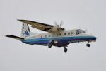 ちゃぽんさんが、大島空港で撮影した新中央航空 228-212の航空フォト(飛行機 写真・画像)