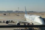 jjieさんが、北京首都国際空港で撮影したチャイナエアライン 747-409の航空フォト(飛行機 写真・画像)