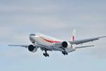 パラノイアさんが、千歳基地で撮影した航空自衛隊 777-3SB/ERの航空フォト(飛行機 写真・画像)